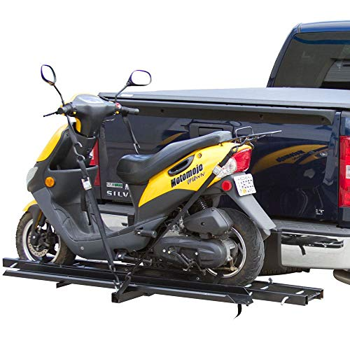 Rage Powersports Motorcycle Hitch Carrier