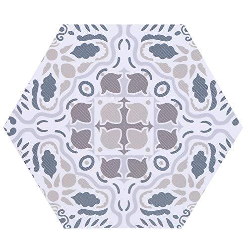 Pegatinas de azulejos, PVC 11.5x20x23cm Decoración de la calcomanía para el baño de la cocina