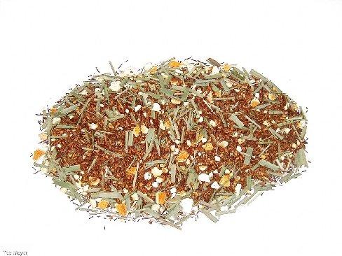 Kalahari Rooibos Tee 1kg Orange mit Lemongras lose Tee-Meyer