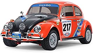 Tamiya America, Inc 1/10 Volkswagen Beetle Rally MF-01X 4WD Kit, TAM58650