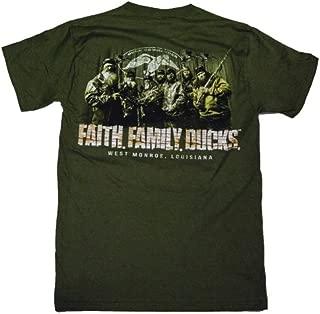 Duck Dynasty Faith Family Ducks Shirt