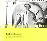 Donizetti: Lelisir D'amore (L'elisir D'amore Performed At Glyndebourne 1962) by Royal Philharmonic Orchestra (2009-11-09)