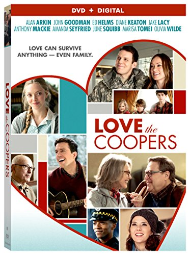 Love The Coopers [DVD + Digital]