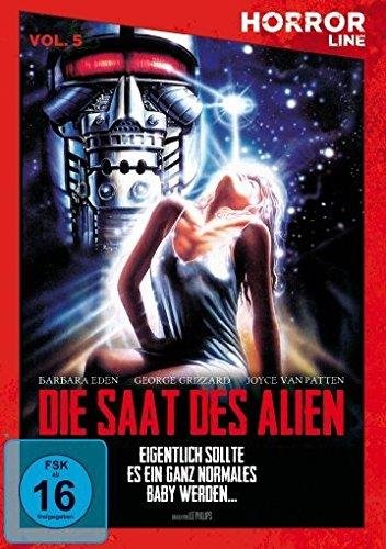 Die Saat des Alien - Horror Line [Limited Edition]