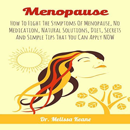 Menopause audiobook cover art
