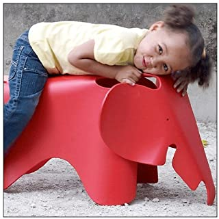 Vitra Eames Elephant, Color = Classic Red