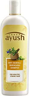 Lever Ayush Anti Hairfall Bhringaraj Shampoo, 330ml