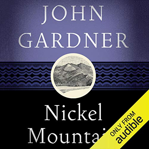 Nickel Mountain audiobook cover art