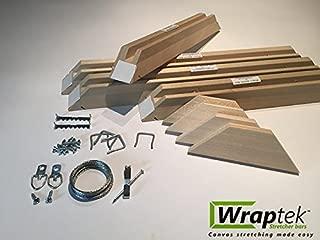 Wraptek Canvas Stretcher Bar Kit (30