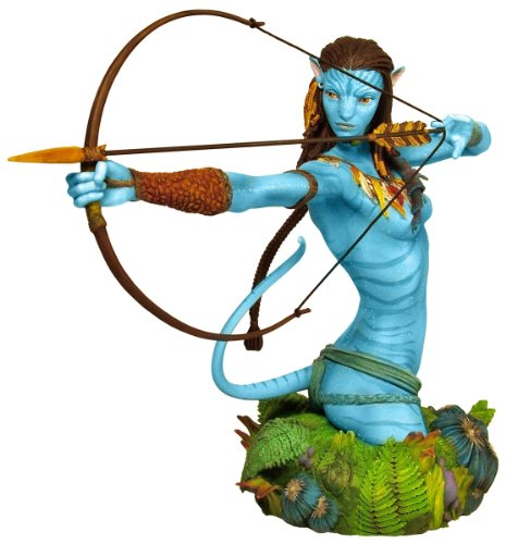 Gentle Giant Avatar - Busto de Neytiri 15 cm