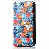 TYWZ RFID Blocking Slot per Schede Wallet Cover per Xiaomi Mi 10T,Libro Custodia Flip Portafoglio Case in PU Pelle con Magnetica Folio-Mandala Fiore