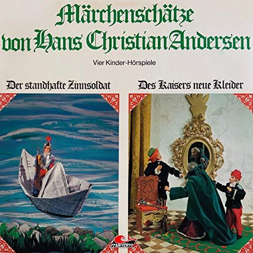 Märchenschätze von Hans Christian Andersen. Vier Kinder-Hörspiele Titelbild