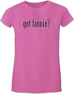 got lannie? - Soft Women's T-Shirt
