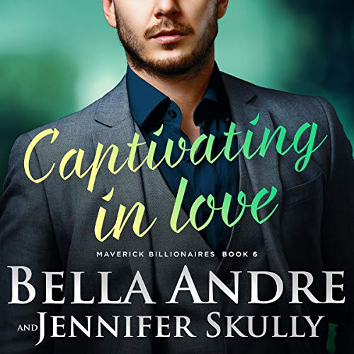 Captivating in Love audiobook cover art