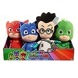 PJ Masks PJM02 juguete de peluche Multicolor Felpa - Juguetes de peluche (Multicolor, Felpa, 2 año(s), Niño/niña, China, 180 mm) modelo surtido 1 unidad