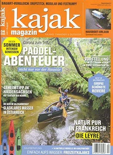 Kajak Magazin 4/2020