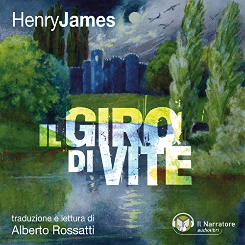 Il giro di vite audiobook cover art