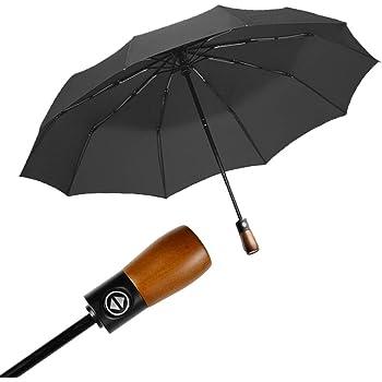 Squally London Parapluie pliants  noir noir