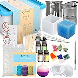 Image of Candle Making Kit – Wax and...: Bestviewsreviews