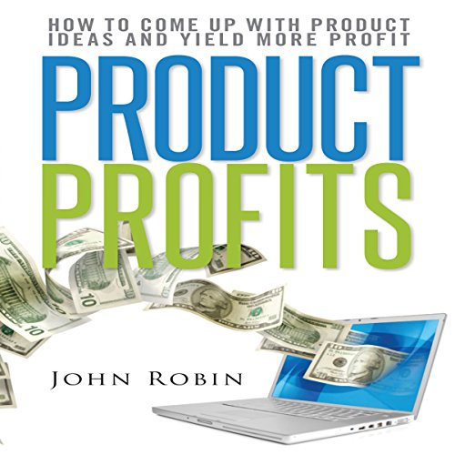 Product Profits audiobook cover art