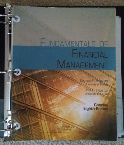 FUND.OF FINANCIAL MGMT:CONCISE-TEXT