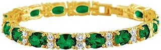 Birthstone Tennis Bracelet – Birthstone Jewelry -...