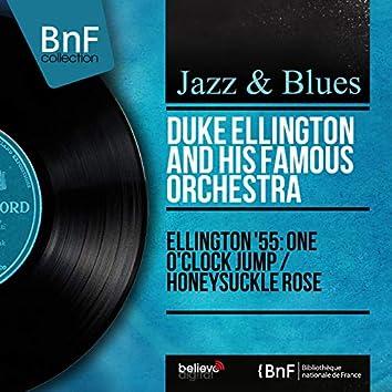 Ellington '55: One O'Clock Jump / Honeysuckle Rose (Mono Version)