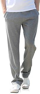 Demon&Hunter WK1 Seires Hombre Clásico Terry francés Pantalón de chándal