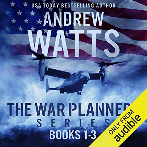 The War Planners Series, Books 1-3  By  cover art