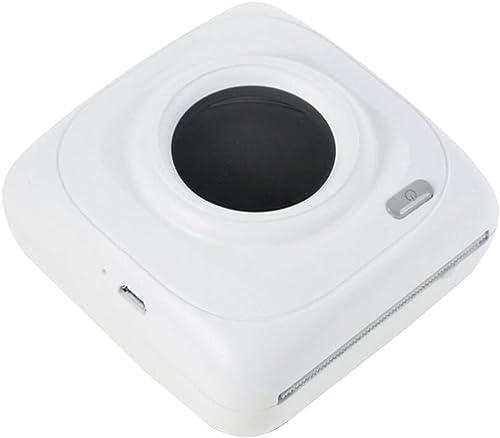 rongweiwang P1 Mini sans Fil Bluetooth 4.0 200dpi Interface USB Imprimante Thermique Photo Pocket Portable Receipt Pr...