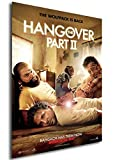 Instabuy Poster The Hangover Part II - Theaterplakat - A3