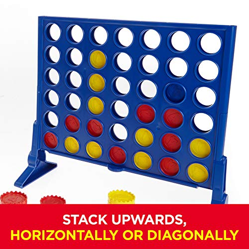Connect 4 Strategy Board Game for Ages 6 and Up (Amazon Exclusive) Colorado