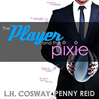 The Player and the Pixie     Rugby, Volume 2              Auteur(s):                                                                                                                                 L H Cosway,                                                                                        Penny Reid                               Narrateur(s):                                                                                                                                 George Allan,                                                                                        KC Sheridan                      Durée: 10 h et 20 min     3 évaluations     Au global 4,7