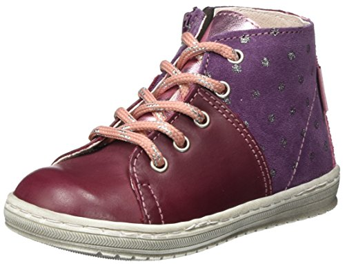 Prinzessin Lillifee 440056, Baskets Hautes Fille, Violet (Pflaume 59), 23 EU