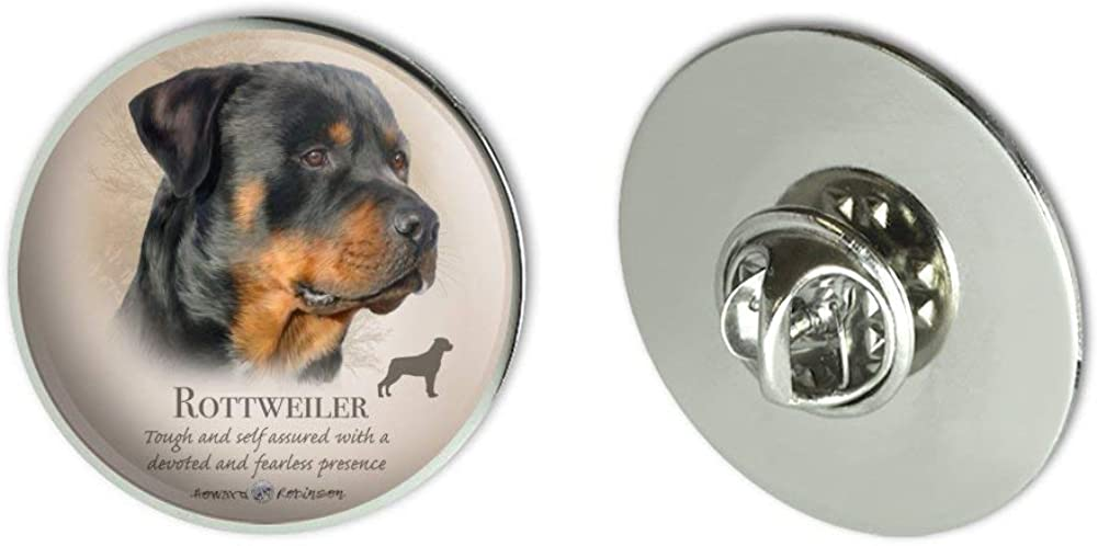 GRAPHICS & MORE Rottweiler Rottie Dog Breed Metal 1.1