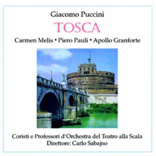 Vissi d`arte, vissi d`amore (Tosca)