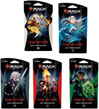 Magic The Gathering C63530000 Core Set 2020 Theme Boosters-Set of 5