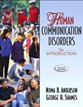human communication disorders an introduction 7th edition