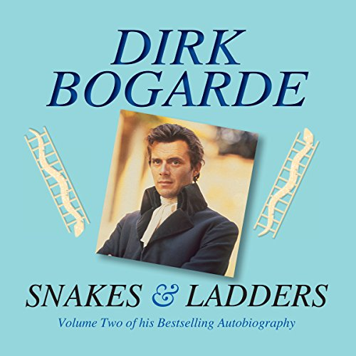 Snakes and Ladders audiobook cover art