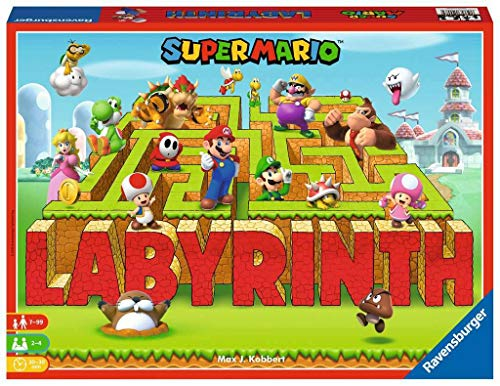 Ravensburger Super Mario™ Labyrinth