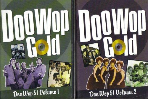 Doo Wop Gold ~ Doo Wop 51 : Volumes 1 and 2 [2 Disc Set]