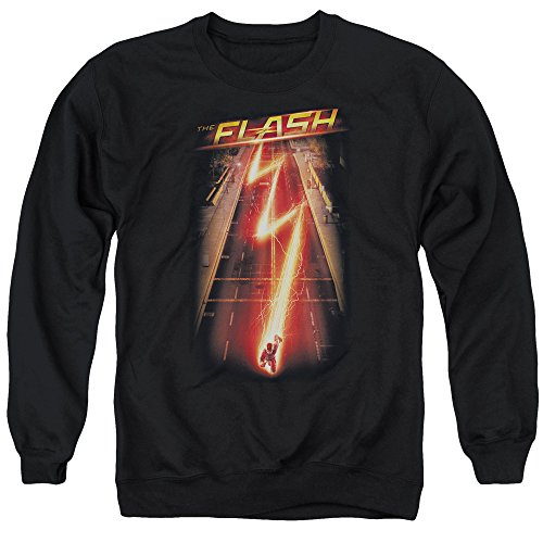 Flash Ave Sweater - Flash, Large, Black