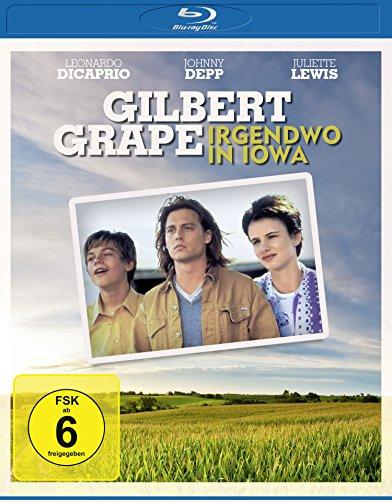 Gilbert Grape - Irgendwo in Iowa [Blu-ray]