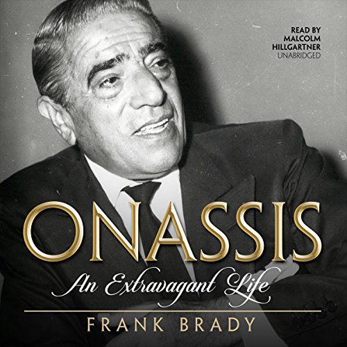Onassis cover art