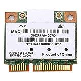 Tarjeta de red de tarjeta Wifi, tarjeta de red inalámbrica de doble banda 2.4 GHz / 5 GHz AR5BHB92 Mini PCI-E Tarjeta de red inalámbrica WLAN para Windows XP, Win 7, Win 8, Win 8.1, Win 10, Linux