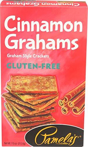 Pamela's Products Grahams Style Crackers Cinnamon, 7.5 Ounce