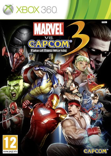 Marvel vs Capcom 3 : fate of two worlds [Importación francesa]