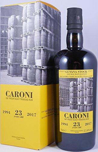 VELIER CARONI 23 y.o. 1994/2017 Rum (1x700ml)