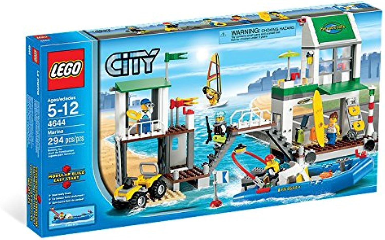 Web oficial LEGO City Marina Marina Marina 298pieza(s) Juego de construcción - Juegos de construcción, 5 año(s), 298 Pieza(s), 12 año(s)  tiempo libre