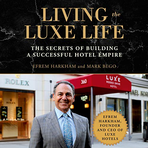 Living the Luxe Life cover art